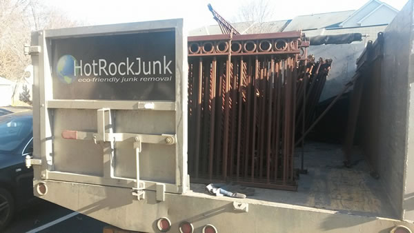 basement cleanup junk removal services