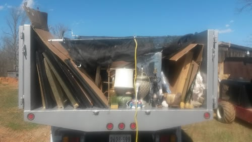Junk Removal Northern and Central Virginia